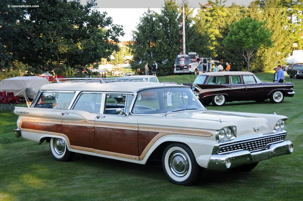 Cohort Capsule: 1970 Ford LTD Country Squire – The Almost Peak ...