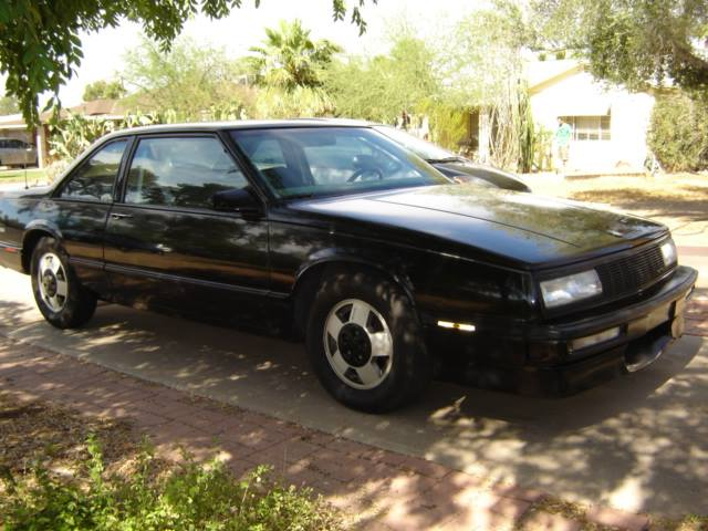 on 1985 Buick Lesabre Coupe