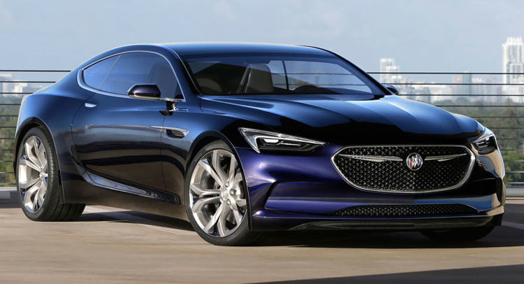 It S One Cur Buick I Wish They D Produce The Dna Successor To Today Cc