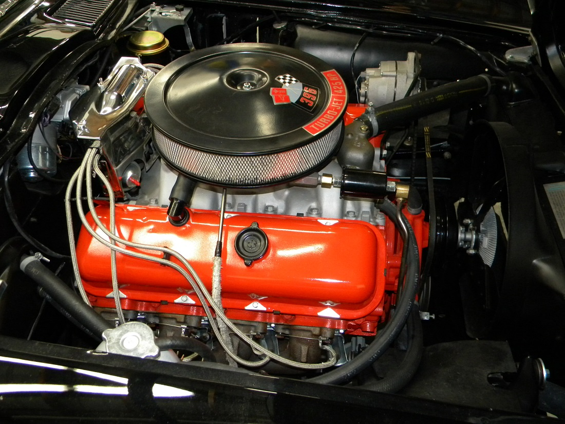 All Chevy 1972 chevy 402 engine specs : 1965 Chevelle SS396 Z16: 201 Built, And A Common 396 Engine ...