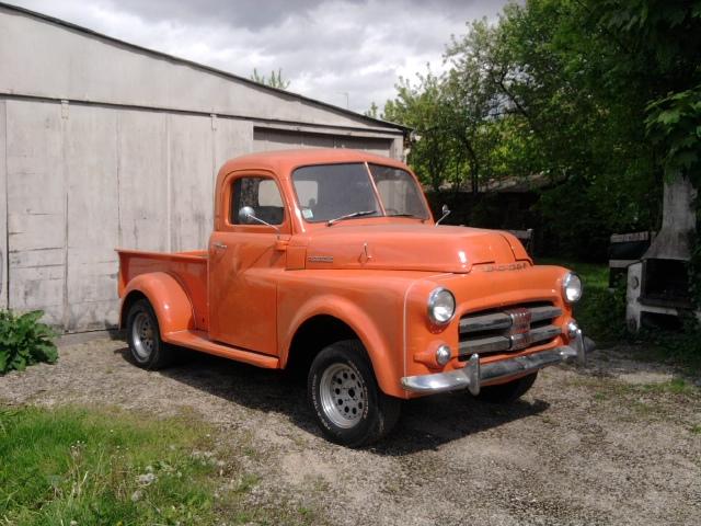 CC Outtake: 1951 Dodge B Series Pickup – An American in Paris