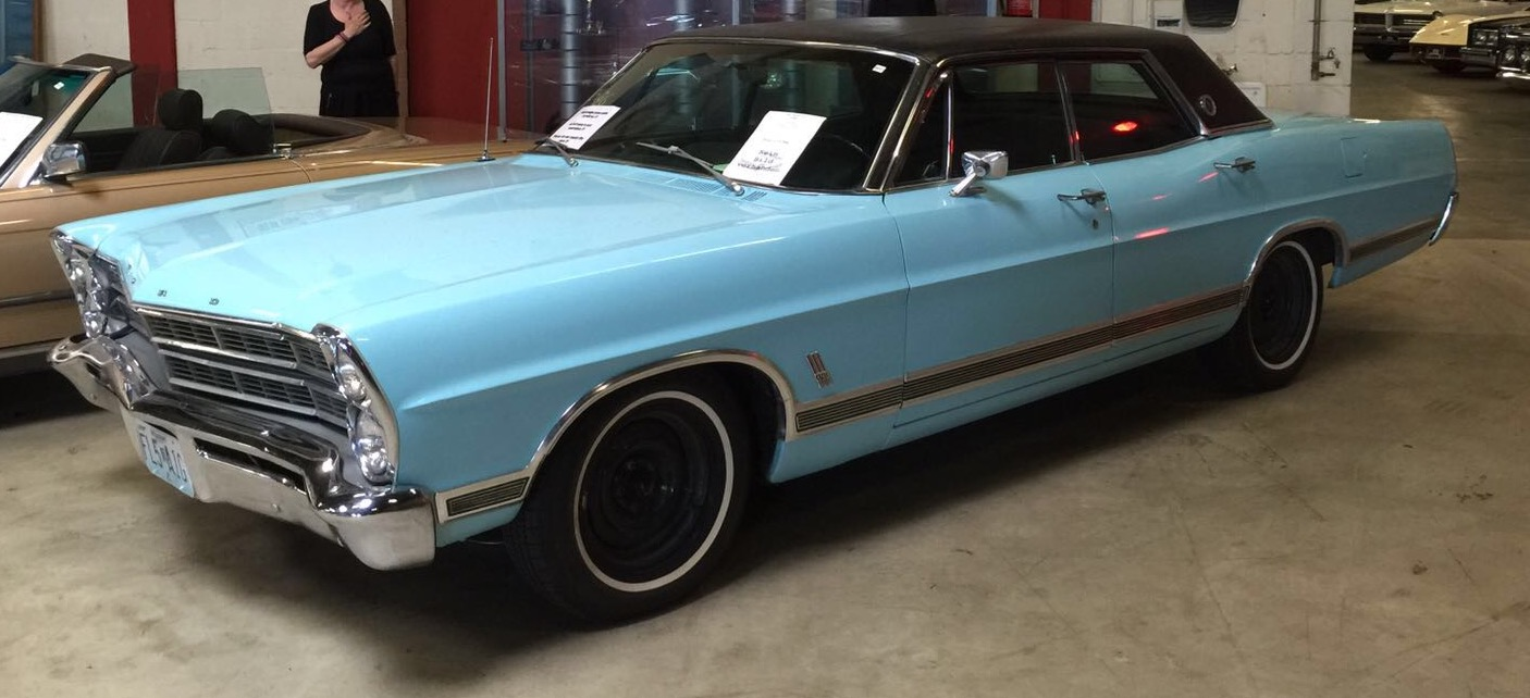 1972 Ford Ltd For Sale >> Reply