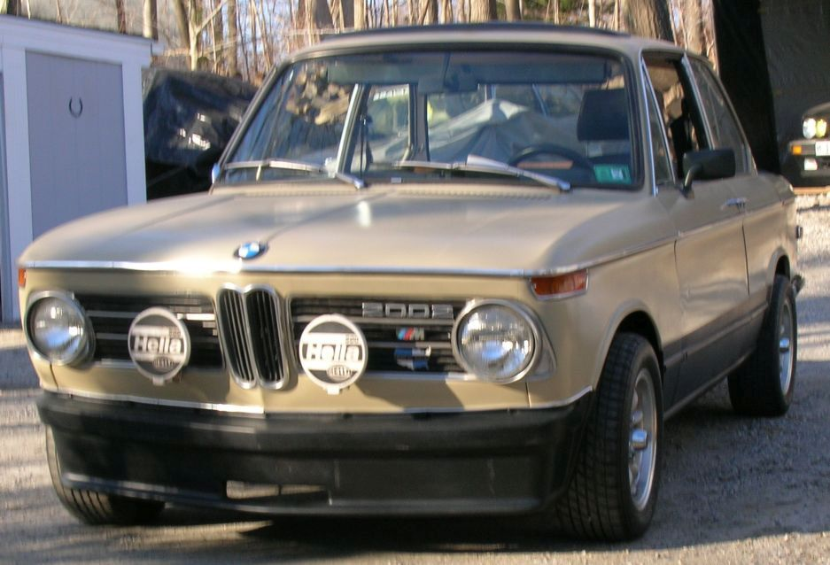 Curbside Classic 1972 BMW 2002 Tii  Fifty Years Of Unbeatable