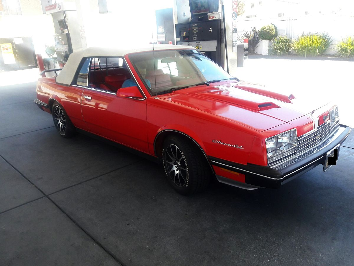 Curbside Classic: 1988 Chevrolet Celebrity – When Life Hands You ...