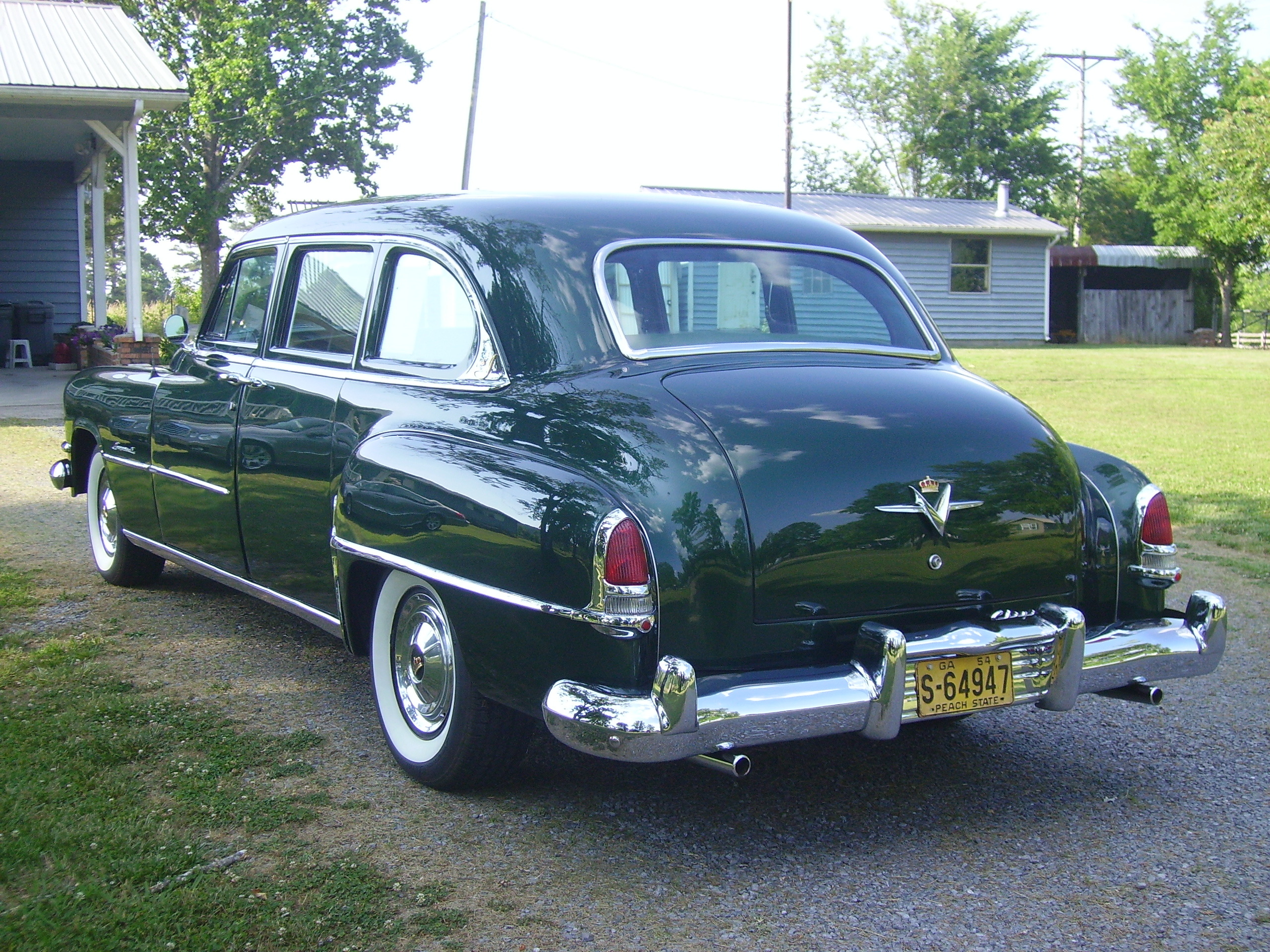 1954 Chrysler Crown Imperial The Widest Production Car Ever Electric Window Lifts Wiring Diagram For 1955 Studebaker Passenger Cars All Models Except 4 Door Sedans Http Kilbeysclassicscom Wp Content Uploads 2013 11 57 Sedan