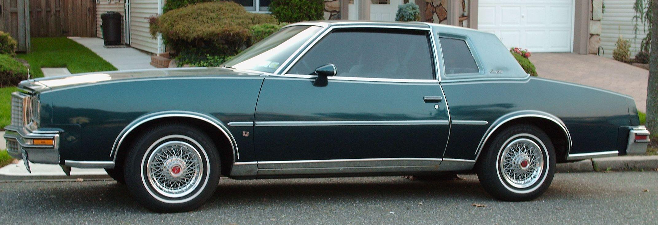 Pontiac pontiac gxp specs : Curbside Classic: 1978 Pontiac Grand Prix – GM's Deadly Sin #14 ...