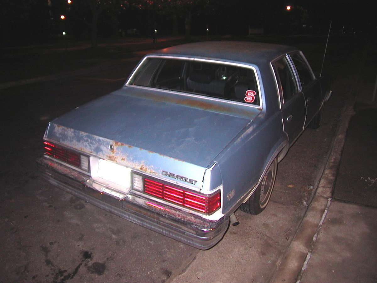 Curbside classic 1983 malibu wagon what s got six cylinders four wheels and is not a deadly sin