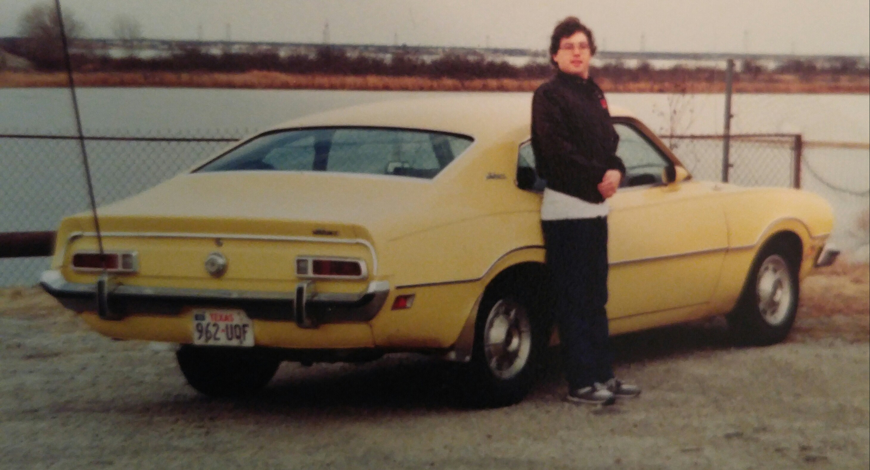 1969 cougar classic car restoration by doug jenkins garage - Mine Isn T A Grabber But I Own A Medium Bright Yellow 73 2dr Maverick Myself I Ve Owned It Since Sept Of 90 I Paid 1100 For It This Is It