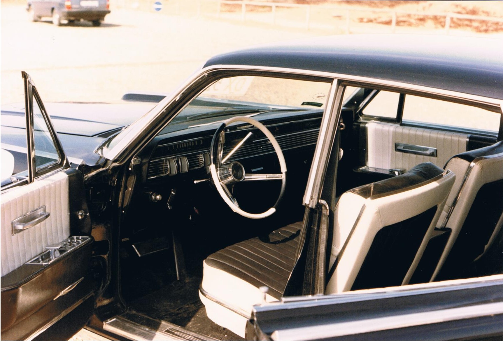 curbside classic 1965 lincoln continental the last. Black Bedroom Furniture Sets. Home Design Ideas