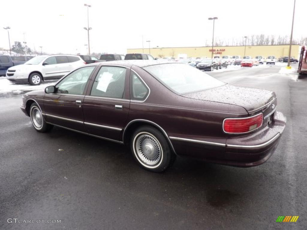 Curbside classic 1994 chevrolet used chevrolet caprice interior