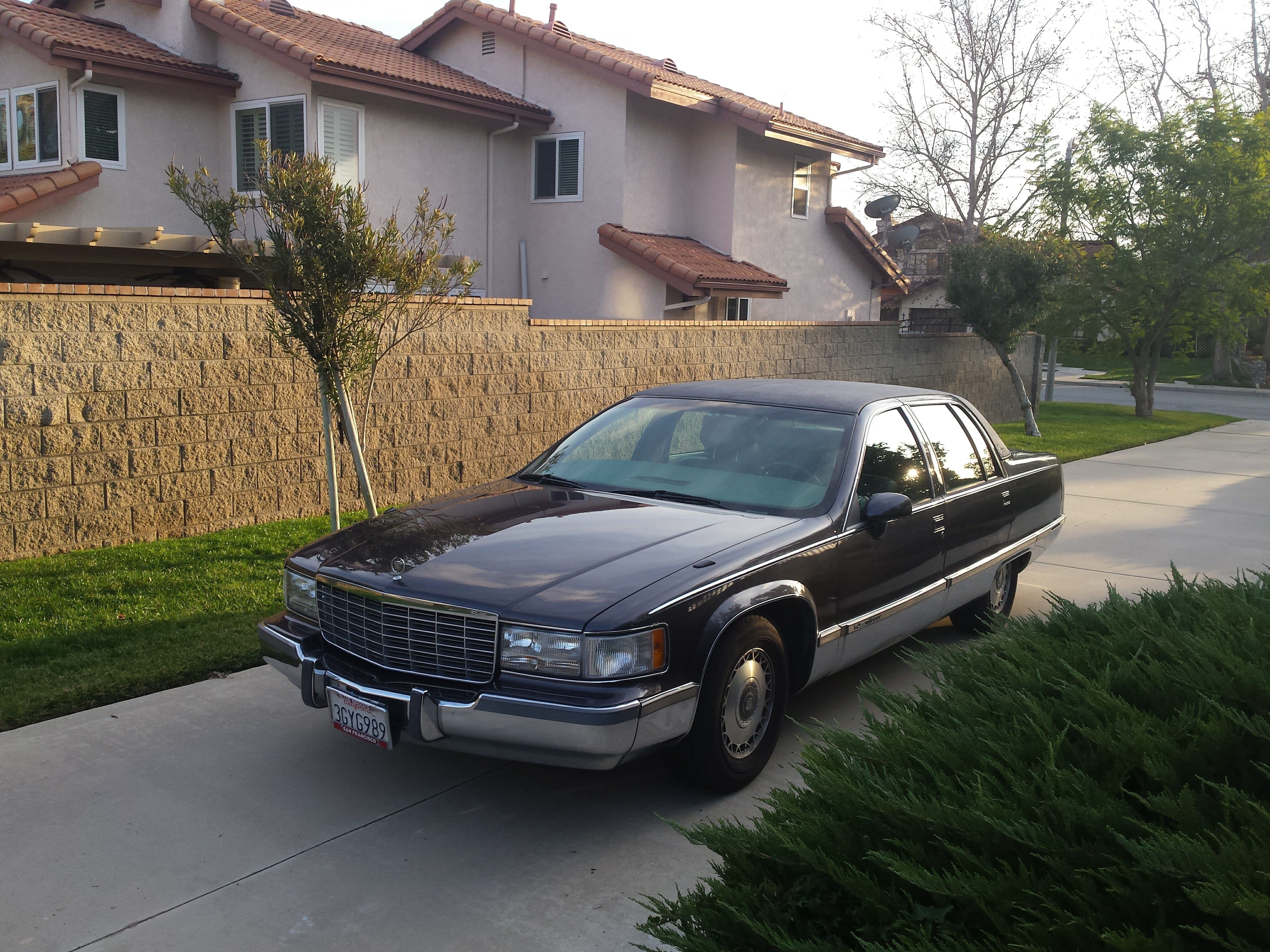 CC Outtake 1993 96 Cadillac Fleetwood Brougham – I Could Even