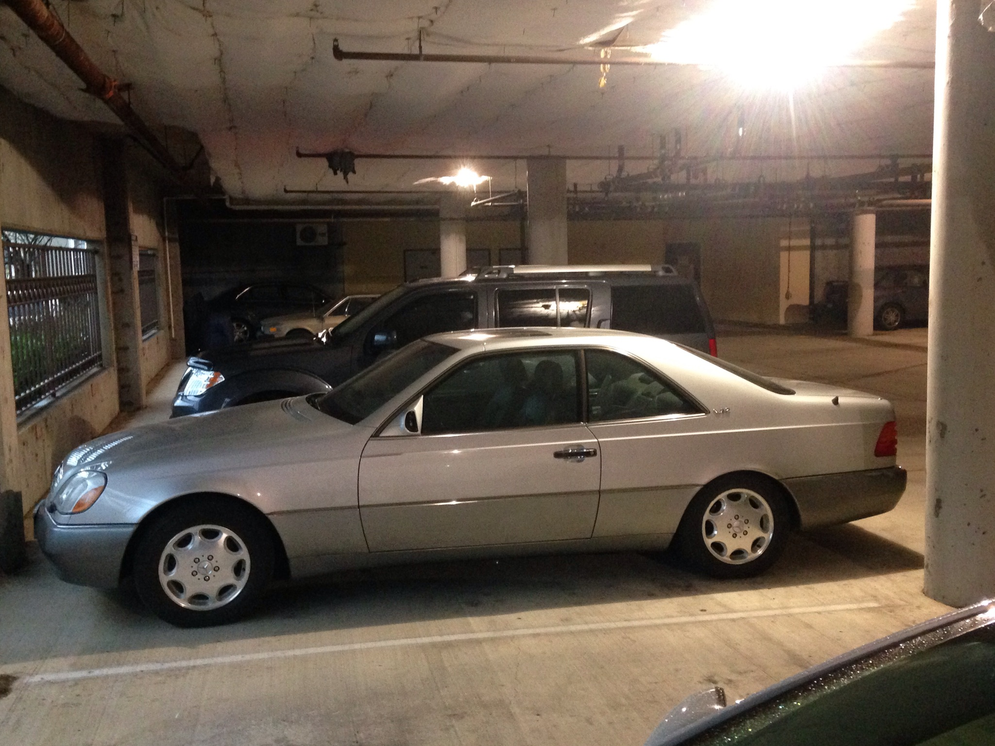 My New Cc 1996 Mercedes S600 V12 Coupe W140 Massive 2001 Cl600 Fuse Diagram I Mean Everything Even The Original Cell Phone What An Amazing Car Very Easy To Work On Ample Room Fwi Do Not Be Afraid Of V 12