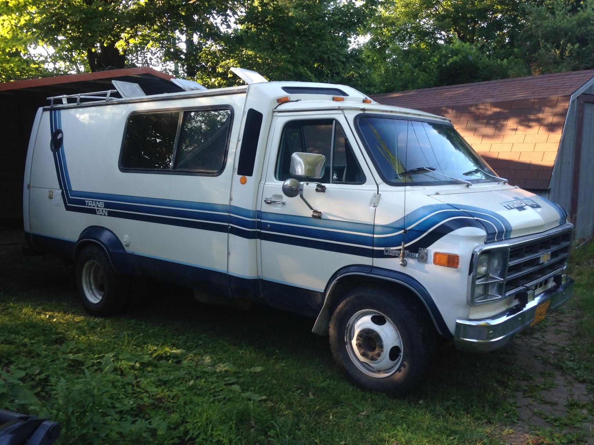 CC Capsule: 1978 Dodge Trans Van – 440 Powered? | Curbside