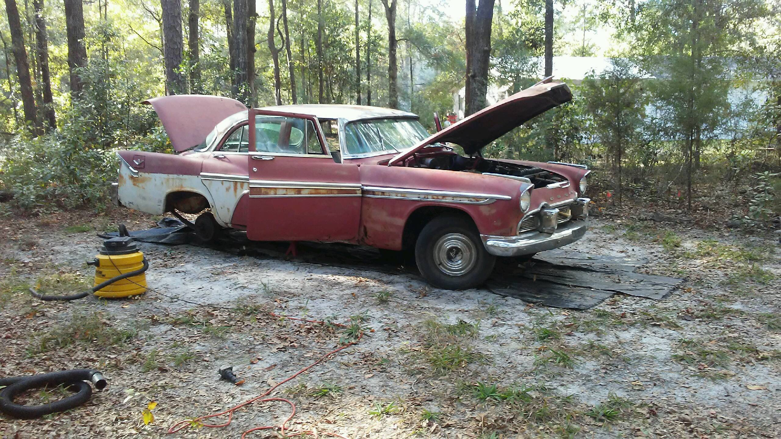 1956 desoto firedome seville 4 door hardtop 1 of 10 - I Have One