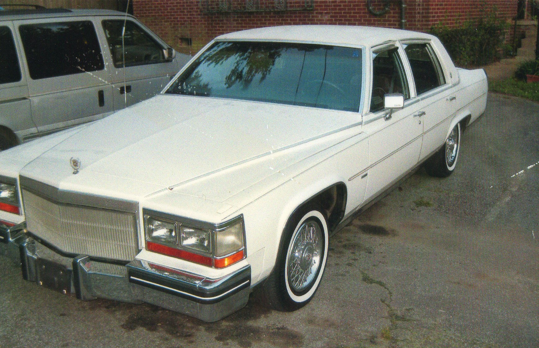 Cadillac Of A Lifetime: 1991 Cadillac Brougham — D is for Divine