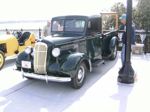 american classic pick up truck