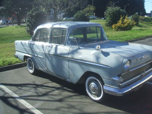 1951 Studebaker – Way Out,