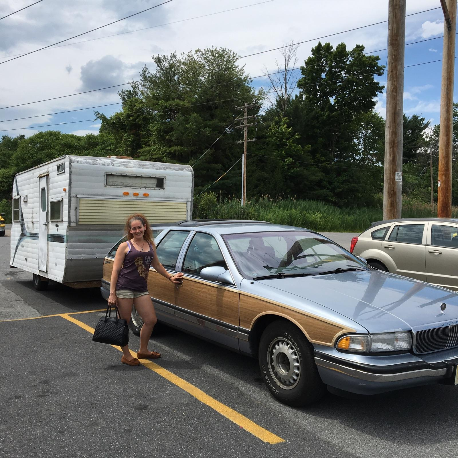 Roadmaster Wagon Replacement Parts : Posted