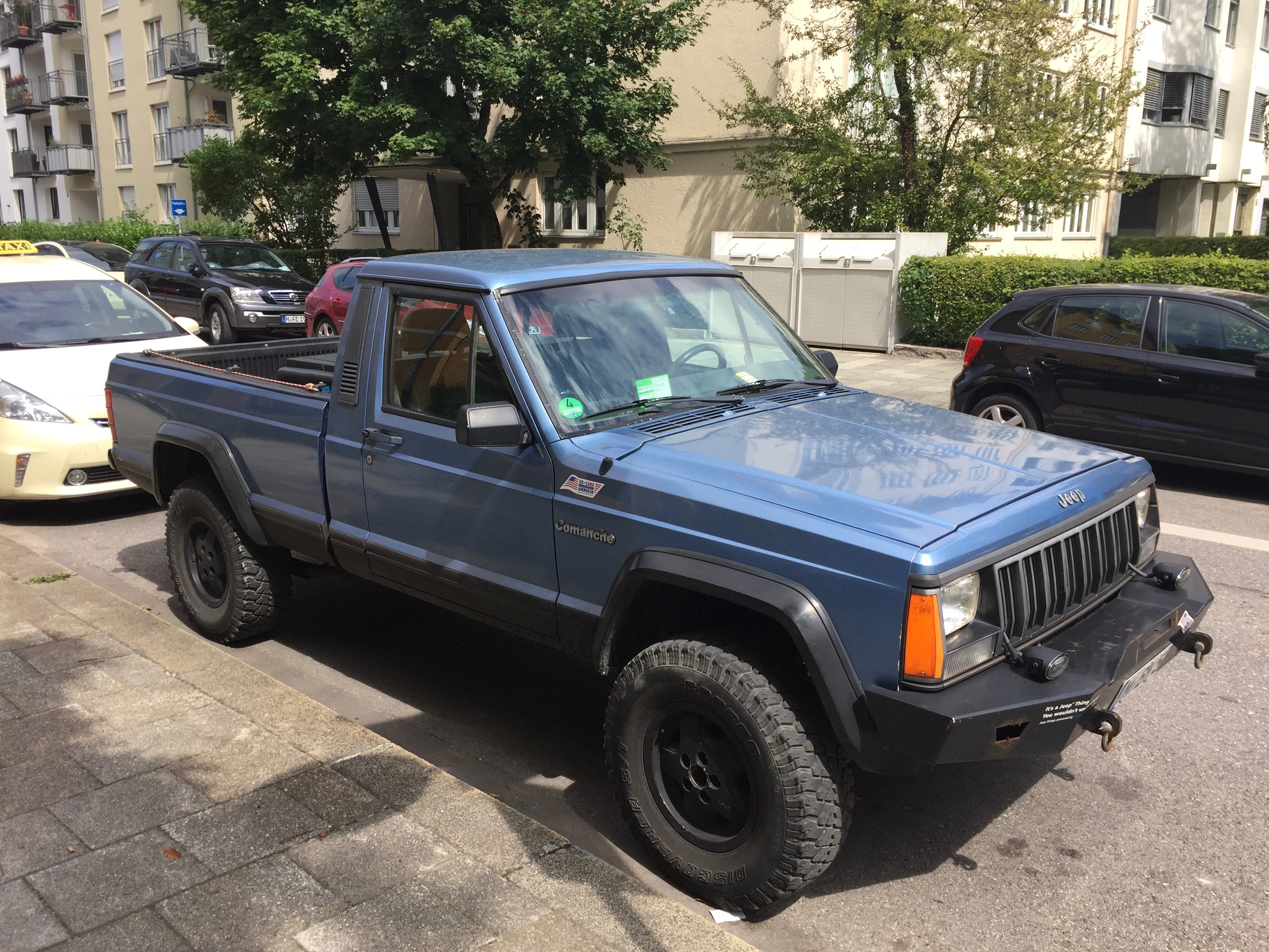 truck cherokeexj sale jeep comments for variant of r cherokee comanche pickup xj