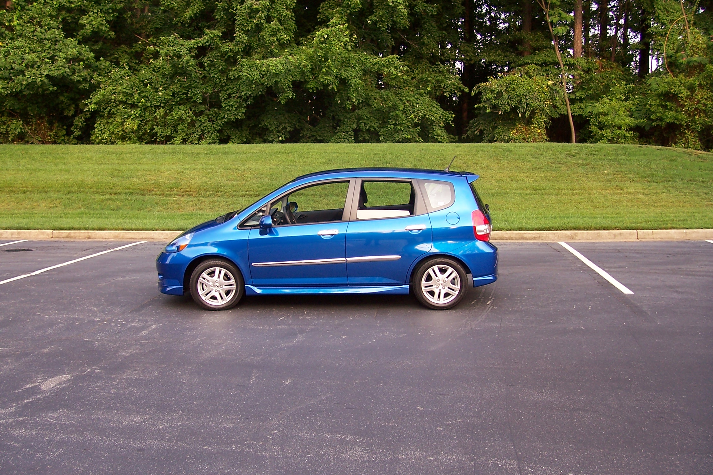 CC Long Term 2007 Honda Fit Sport – Ten Years Keeping Fit