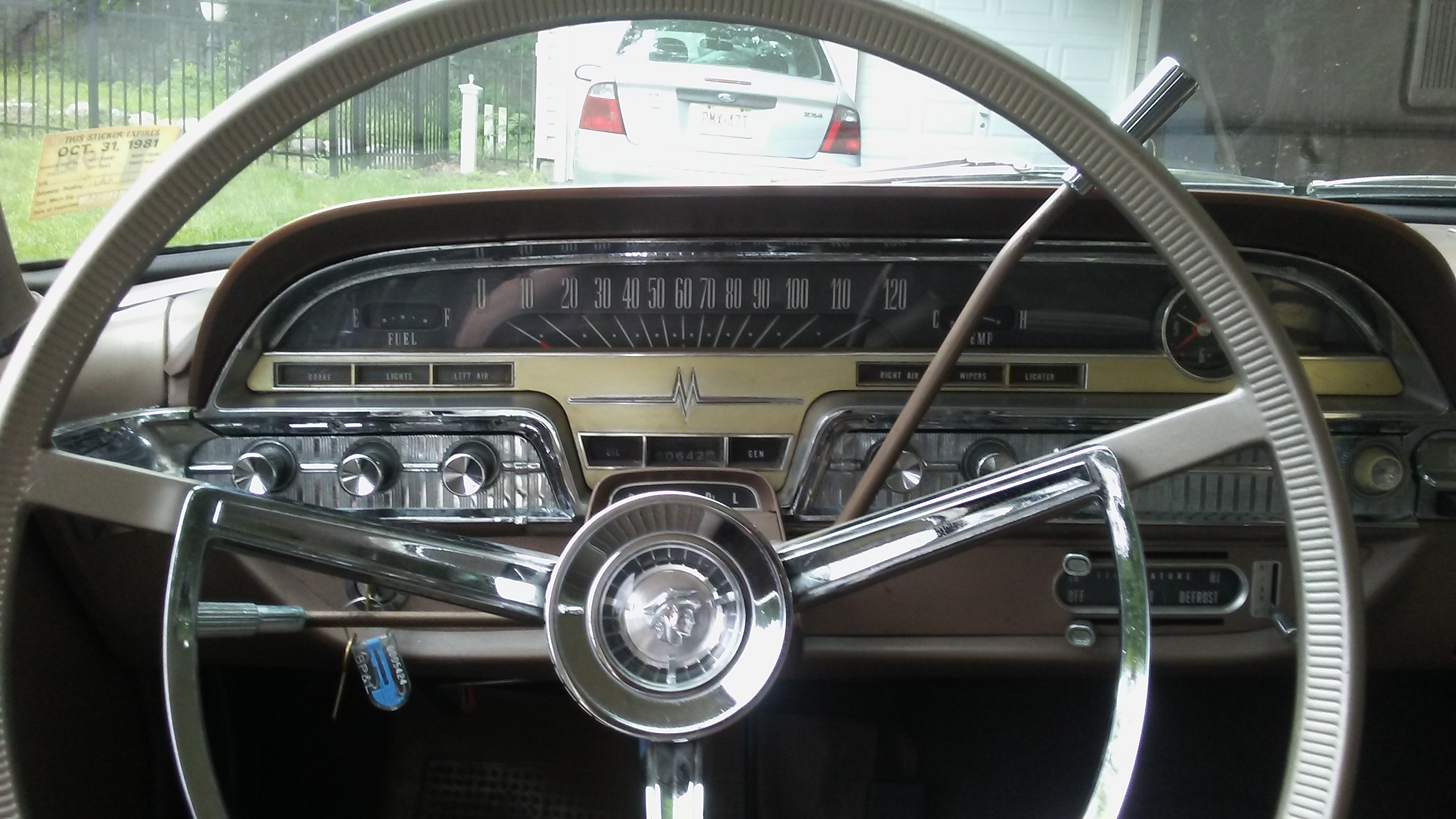 Curbside Classic 1962 Mercury Monterey Custom – No Respect