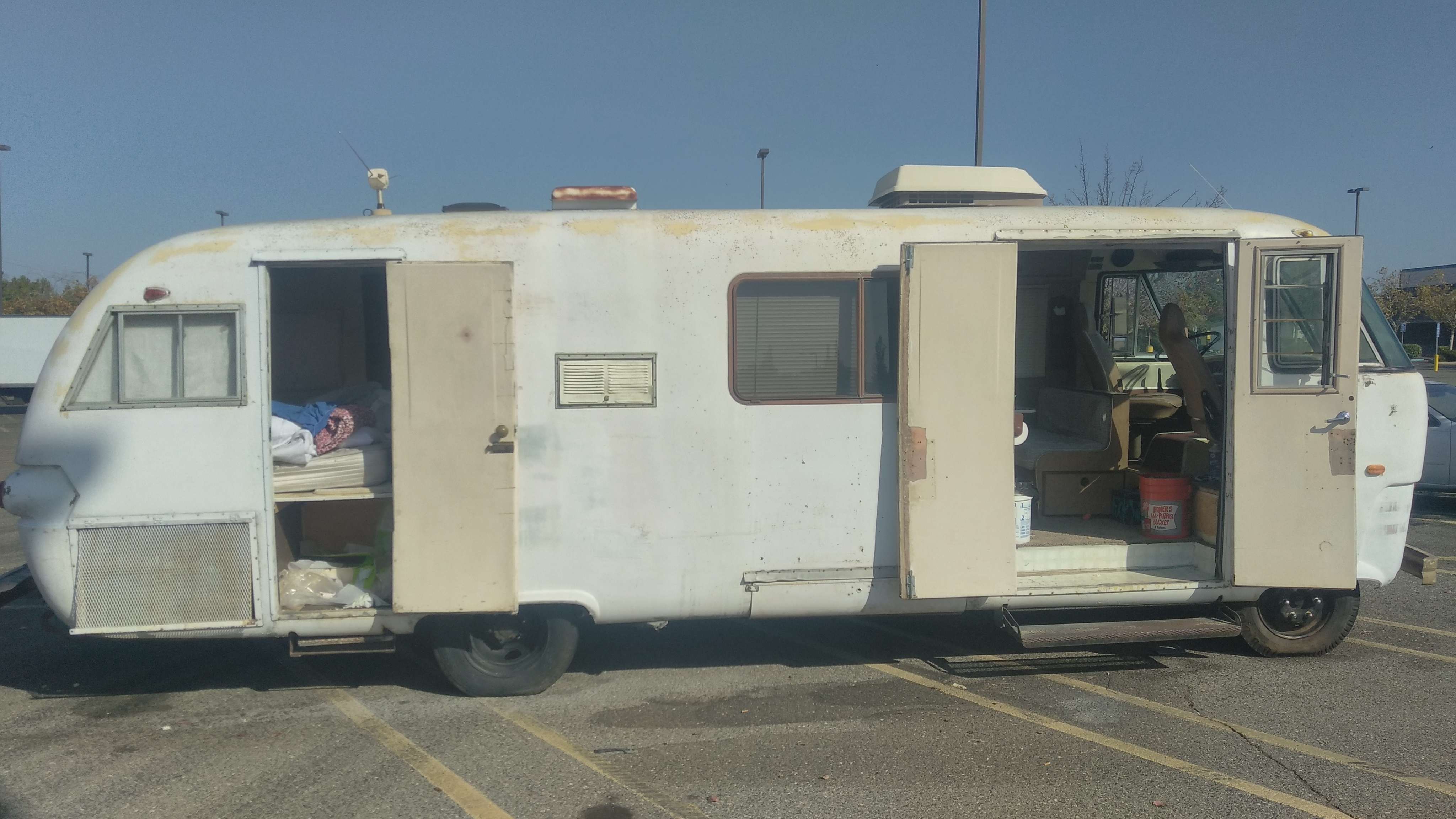 Curbside Classic: Travco Motorhome – The Granddaddy Of The