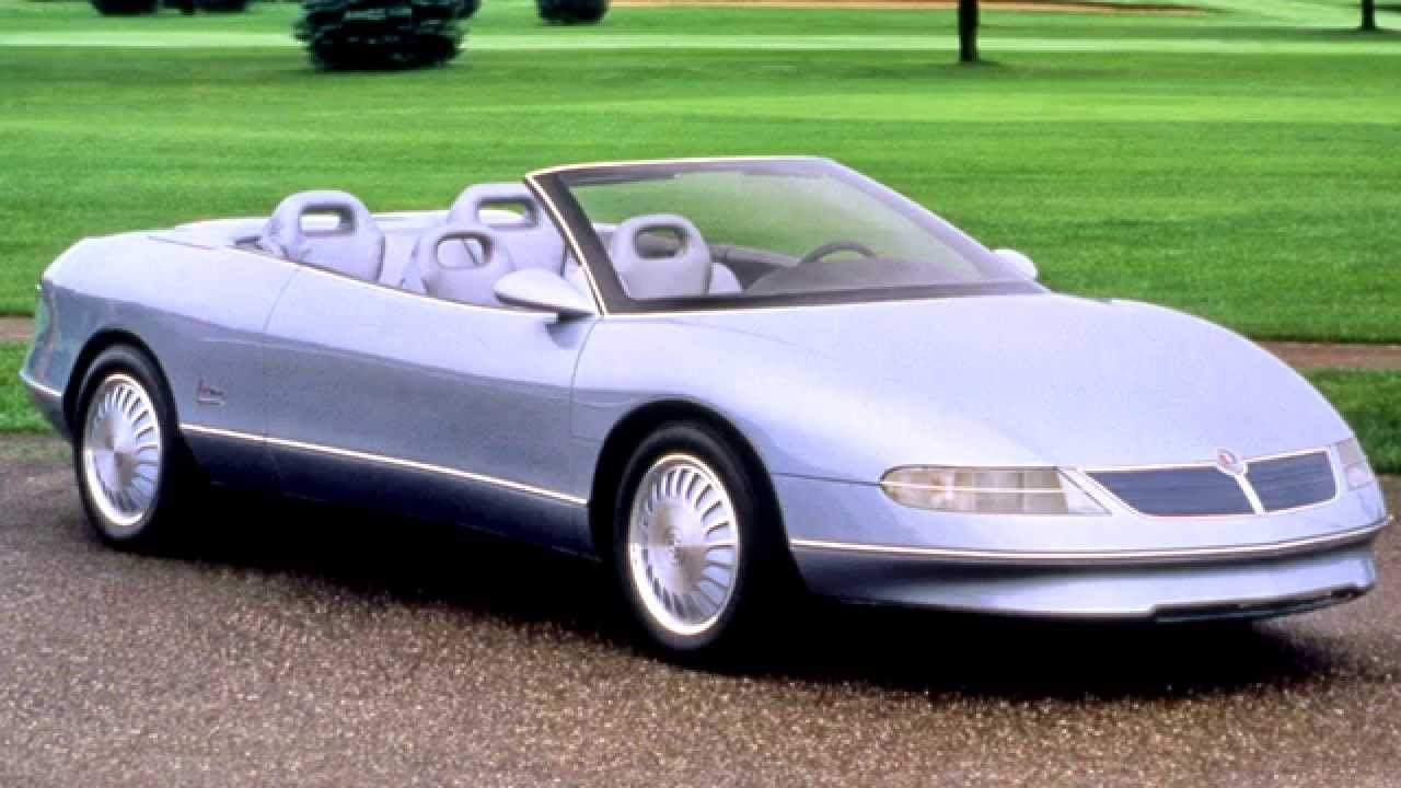 I M Not Crazy About The Style But This 1991 Buick Concept Hits On More Cylinders For Me