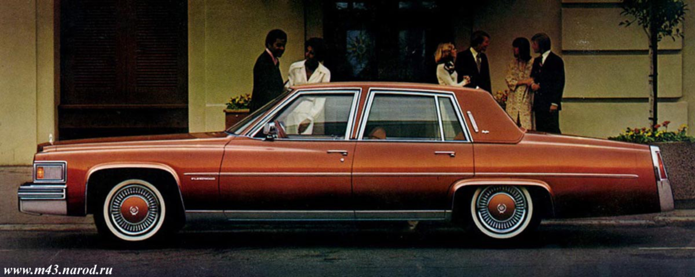 CC Outtake: 1977 Cadillac Fleetwood Brougham Time Warp
