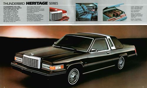 Curbside Classic: 1980 Ford Thunderbird – The Fabulous FUBAR Edition