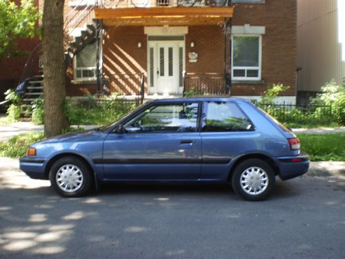 91 mazda 323 hatchback