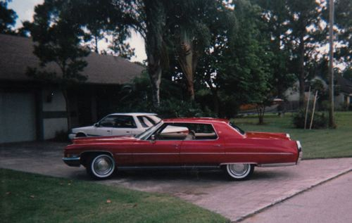 Curbside Classic: 1972 Cadillac Coupe DeVille – The First Curbside