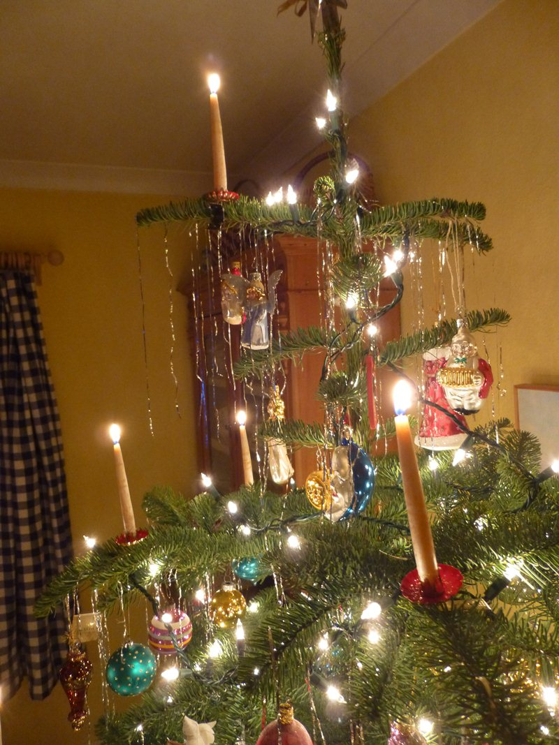 Pine Artificial Christmas Tree