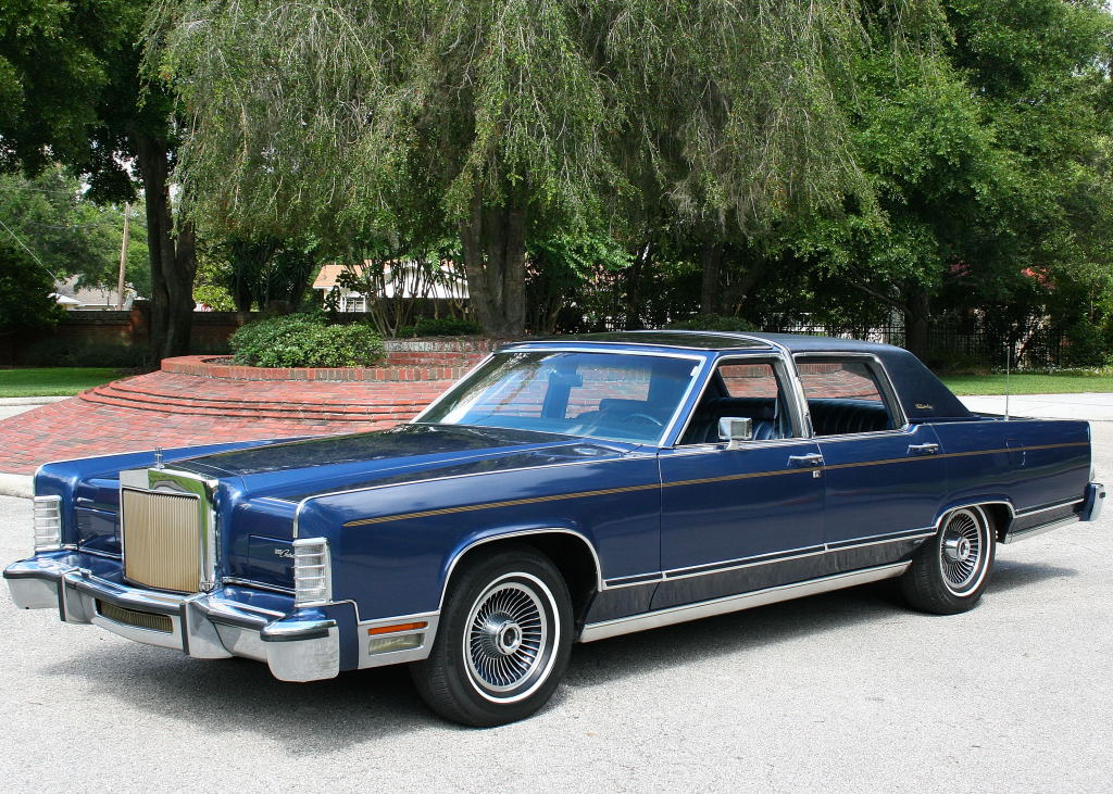 Cc Follow Up 1978 Lincoln Continental Town Coupe