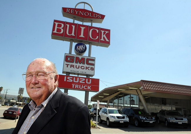 Springfield Buick The Little Dealership That Time Forgot Is It - Buick auto dealers