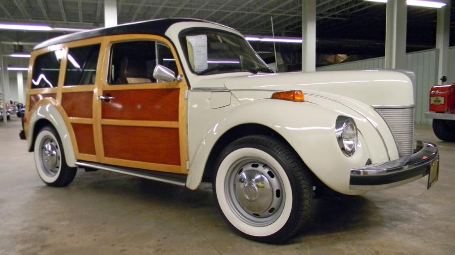 Curbside Special Edition: Volkswagen Formula Vee Beetle