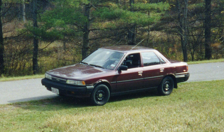on 1990 Toyota Camry V6 Engine