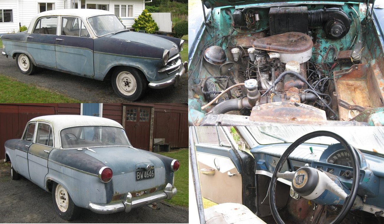 Storage Yard Classic: Standard Vanguard Vignale – The Rarest CC Find ...