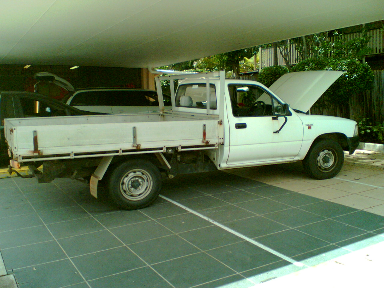 Curbside Classic 1982 Toyota Diesel Pickup 22r Carburetor Diagram Ponycars I Miss My Hilux