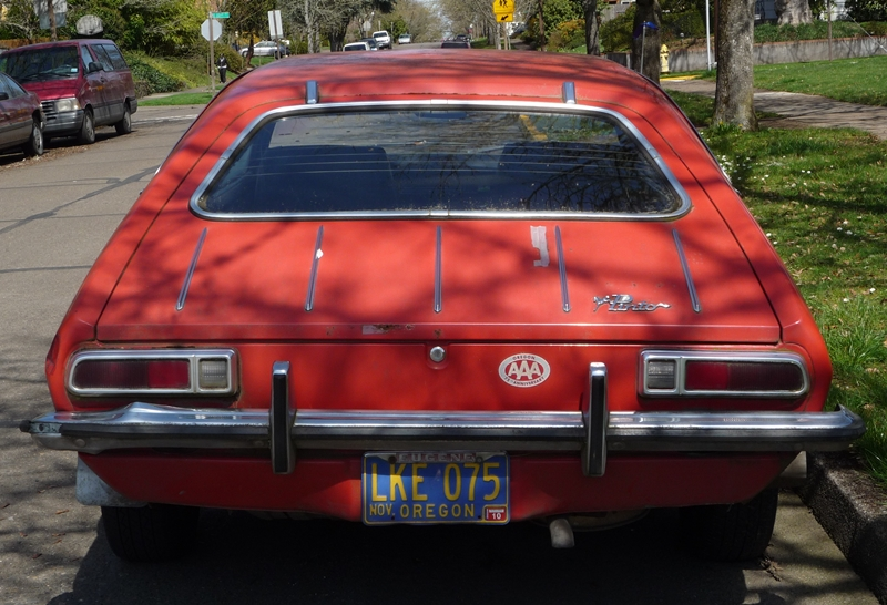 Curbside Classic: 1971 Pinto – 1971 Small Car Comparison No. 4