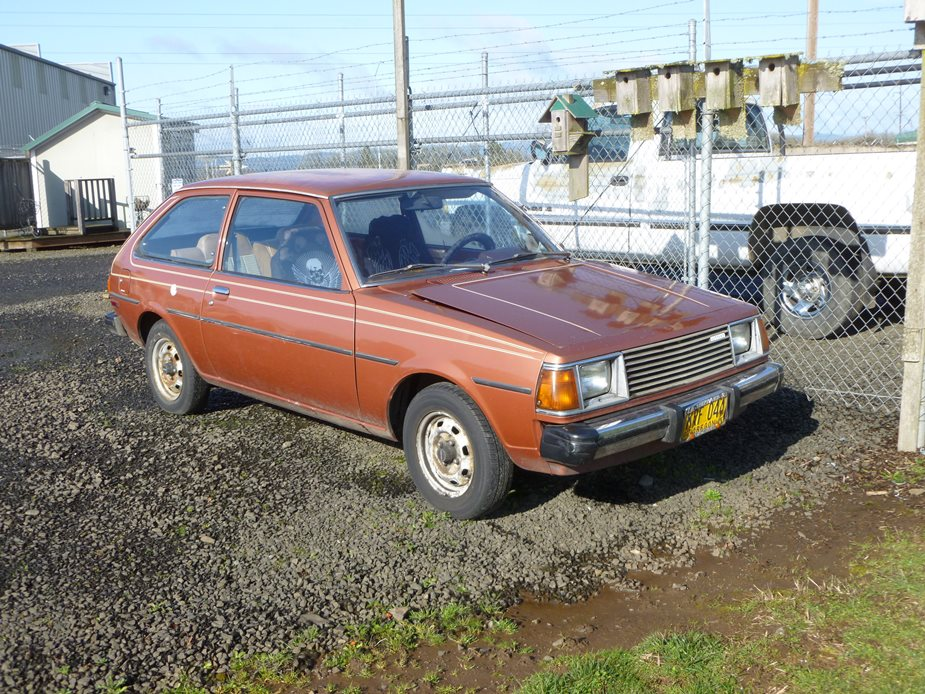 Classic Curbside Classic  1981 Mazda Glc  323 Truly The Greatest Little Car Of Its Time