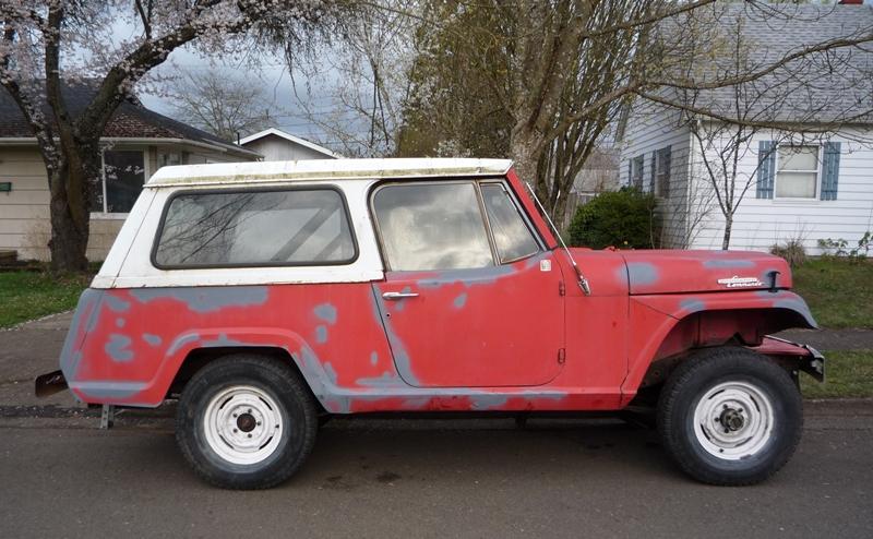 Jeep Commando Craigslist >> Craigslist 1971 Jeepster Commando For Sale.html   Autos Weblog