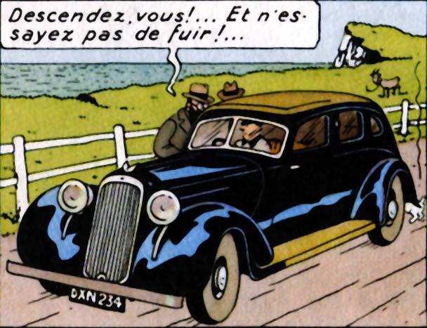 Tintin Humber