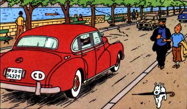 Tintin MB300