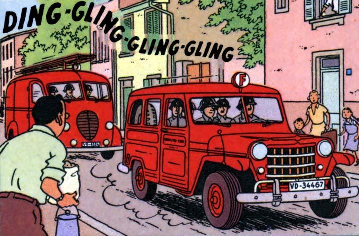 Tintin Willys
