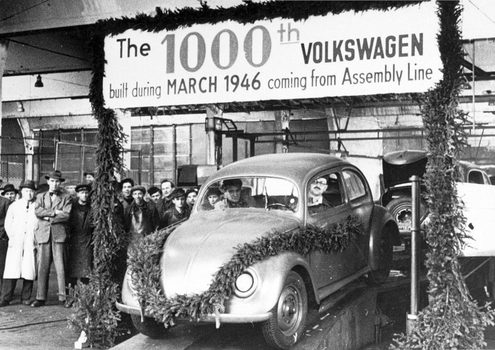 VW 1946 1000