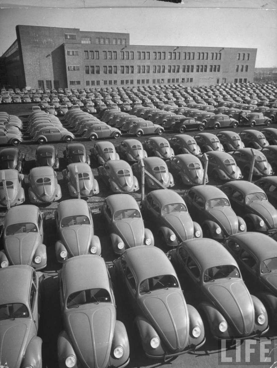 VW 1949 Life