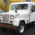 (Update: Thanks to CC reader Leon, it's been identified, as a Model 88 Custom Diesel Dispatcher made by Total Automotive, presumably on a Jeep Dispatcher chassis) (When this first ran […]