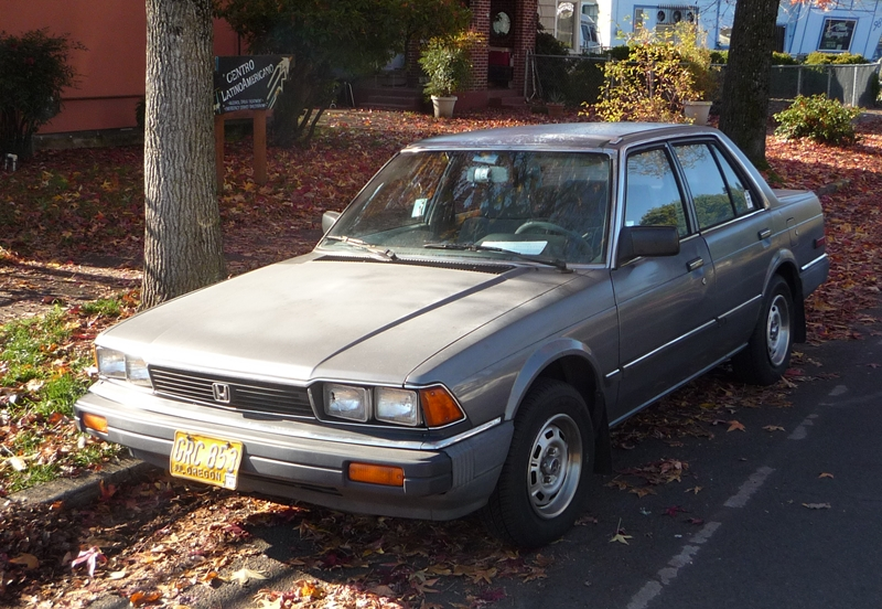 Curbside Classic 1982 Honda Accord Honda Revolutionizes