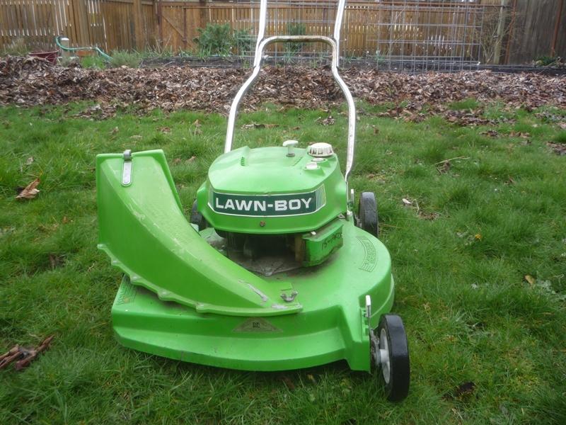 Lawn Boy Mower Oil Lawnmowers Snowblowers