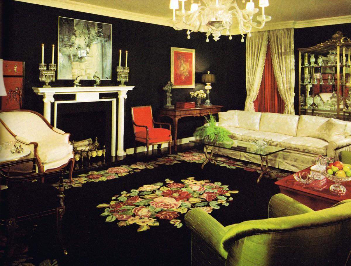 Decor home 1965